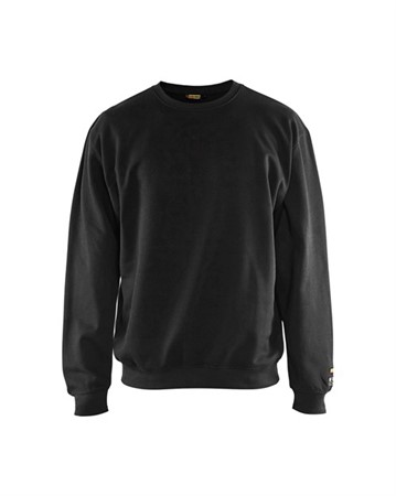Multinormsweatshirt Svart XL
