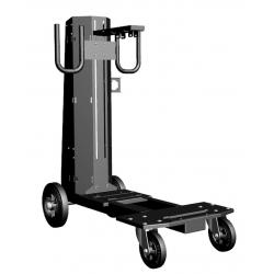 Trolly 55-5 Trolley for power source, 1 module, 10 l–50 l shielding ga