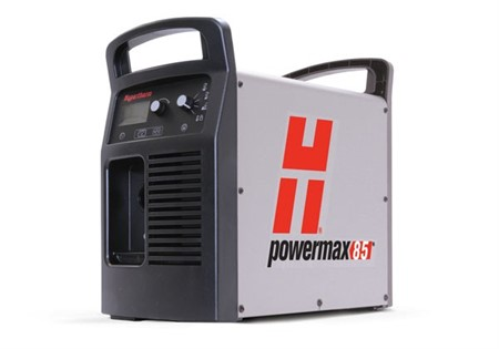 Hypertherm Powermax85 - 400V 3-PH CE + CPC port, 75° handheld torch w/