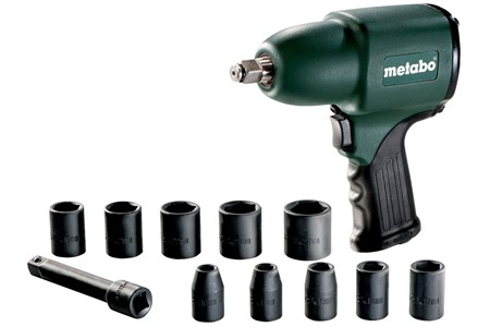 Metabo mutterdragare DSSW 360 set 1/2""