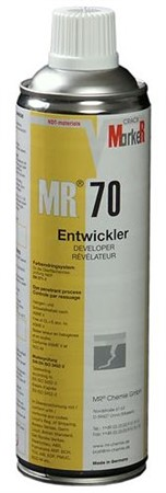 MR 70 Framkallare Vit 500ml aerosol